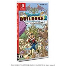 —PO/DP— Dragon Quest Builder 2 (Jul 12, 2019)