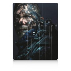 (Imlek) Death Stranding Special Steelcase Edition +Stickers +Postcards