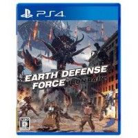 Earth Defense Force Iron Rain
