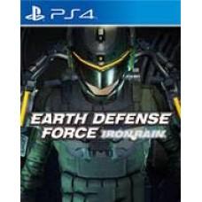 —PO/DP— Earth Defense Force Iron Rain (April 11, 2019)