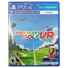 Everybody's Golf (VR Required)