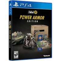 —PO/DP— Fall Out 76  Power Armor Collectors Edition (delay end Nov)