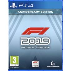 F1 2019 Annversary Edition