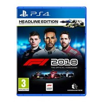 F1 2018 Headline D1 Edition