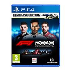 F1 2018 Headline D1 Edition