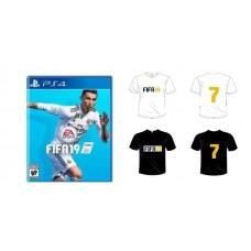 FIFA 19 + Tshirt FIFA19