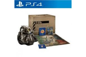 PS4 Fall Out 76 Collector