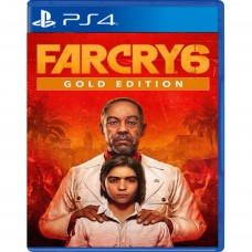 —PO/DP— Far Cry 6 GOLD Edition (Oct 07, 2021)
