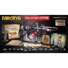 —PO/DP— Far Cry 6 Collector's Edition (Oct 07, 2021)