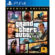 Grand Theft Auto V GTA V Premium Edition
