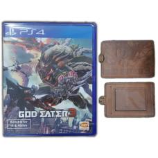 God Eater 3 + Cardholder (no seal)