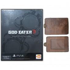 God Eater 3 Collector Edition + Cardholder