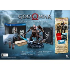 God of War Collector Edition + NoteBook GOW