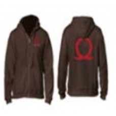 —PO— God of War Zipper Hoodie (S,M, L, XL, XXL)