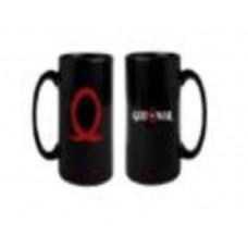 "—PO— God of War Mug ""Logo"" CERAMIC"