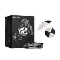 GT Gran Turismo Sport Collector Edition + Payung GT (Rally) Racing