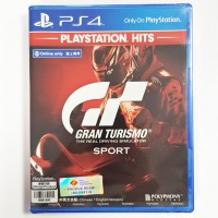 GT Gran Turismo Sport Playstation Hits (online) Rally / Racing