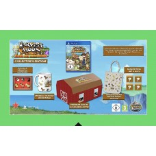 Harvest Moon Light of Hope Collector Edition