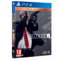 Hitman 2 GOLD Steelcase + Thumb Grip