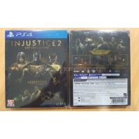 Injustice 2 Legendary edition D1 Steelcase Edition