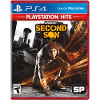 Infamous Second Son PS-Hits