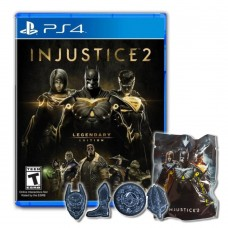 Injustice 2 Legendary Edition +Magnet Injustice 2 (Fighting)