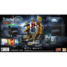 —PO/DP— Jump Force Collector Edition (Feb 14, 2019)
