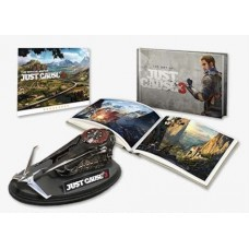 Just Cause 3 Collector's Edition (no Game)