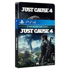 Just Cause 4  Steelcase Edition
