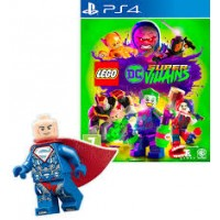 Lego DC Super Villians + Bonus Figure