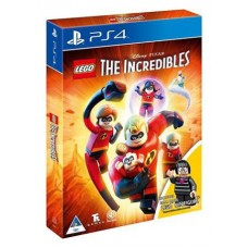 Lego the Incredibles Toys Edition