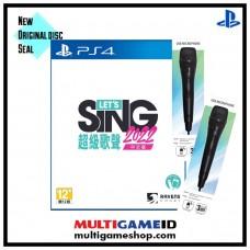 —PO/DP— Let's Sing 2022 +2Mic (Nov 23, 2021)