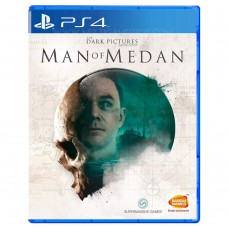 The Dark Pictures Anthology Man of Medan (no seal)