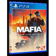 Mafia Definitive Edition (no seal)