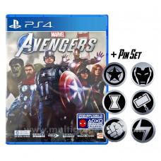 Marvel Avengers +DLC +PINS