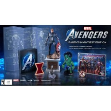 Marvel Avengers Collectors Edition Earth Mighty Edition