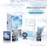 Monster Hunter Iceborne Collector's Master Edition + Game