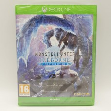 Monster Hunter Iceborne Master Edition