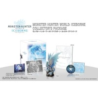 Monster Hunter Iceborne Collector's Package Edition (No Game)