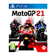 —PO/DP— Moto GP 21 (April 22, 2021)