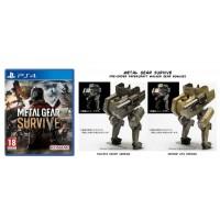 Metal Gear Survive + Paper Puzzle