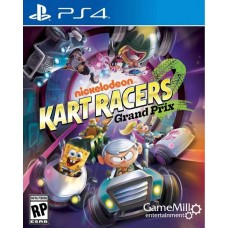 Nickelodeon Kart Racers Grand Prix 2