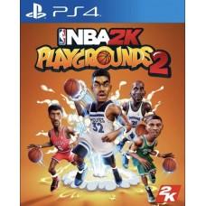 —PO— NBA 2K Playground 2 (Oct 16, 2018)