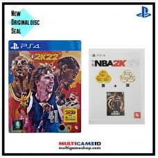 NBA 2K22 75th Anniversary Edition +DLC