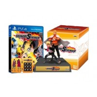 Naruto to Boruto Shinobi Striker Collector's Edition + Game + DLC inside
