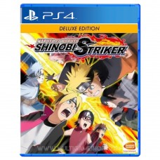 Naruto to Boruto Shinobi Striker Deluxe Edition (Online)