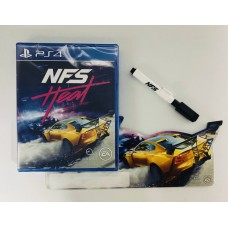 Need For Speed HEAT +Board+Spidol (Rally)
