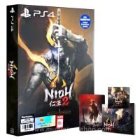 Nioh 2 Special Deluxe Steelcase Edition