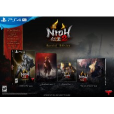 —PO— Nioh 2 Special Deluxe Steelcase Edition (March 12, 2020)