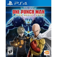 One Punch Man A Hero Nobody Knows (Fighting)